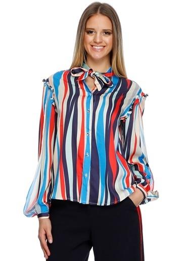 Cubic Bluz Renkli